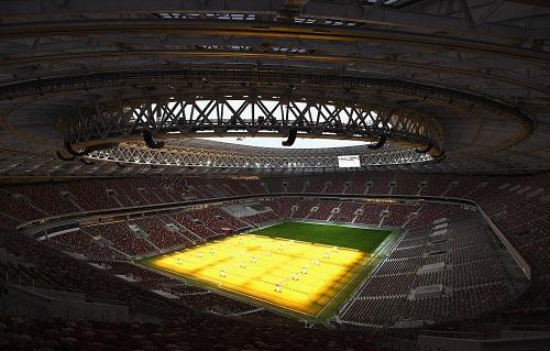 2018 Russland VM-stadion parade