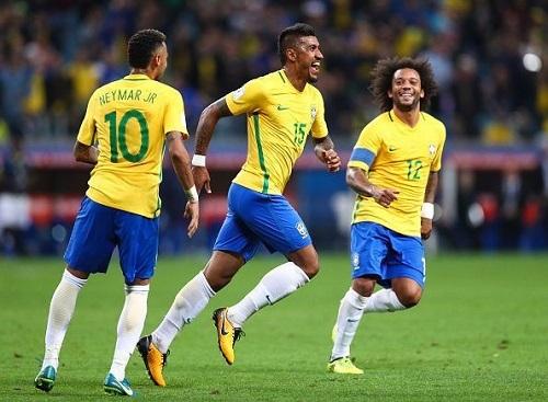 Brasil må være en av verdensmesterene i 2018