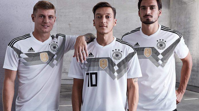 Tyskland VM drakt 2018